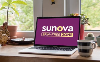 Welcome to Sunova 'Spin-Free' Zone!